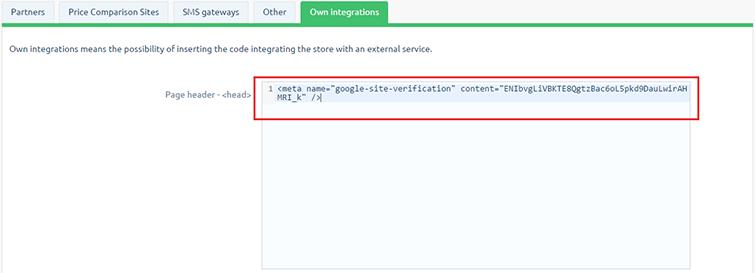 Integration with Google Merchant Center - Knowledgebase - Zencommerce